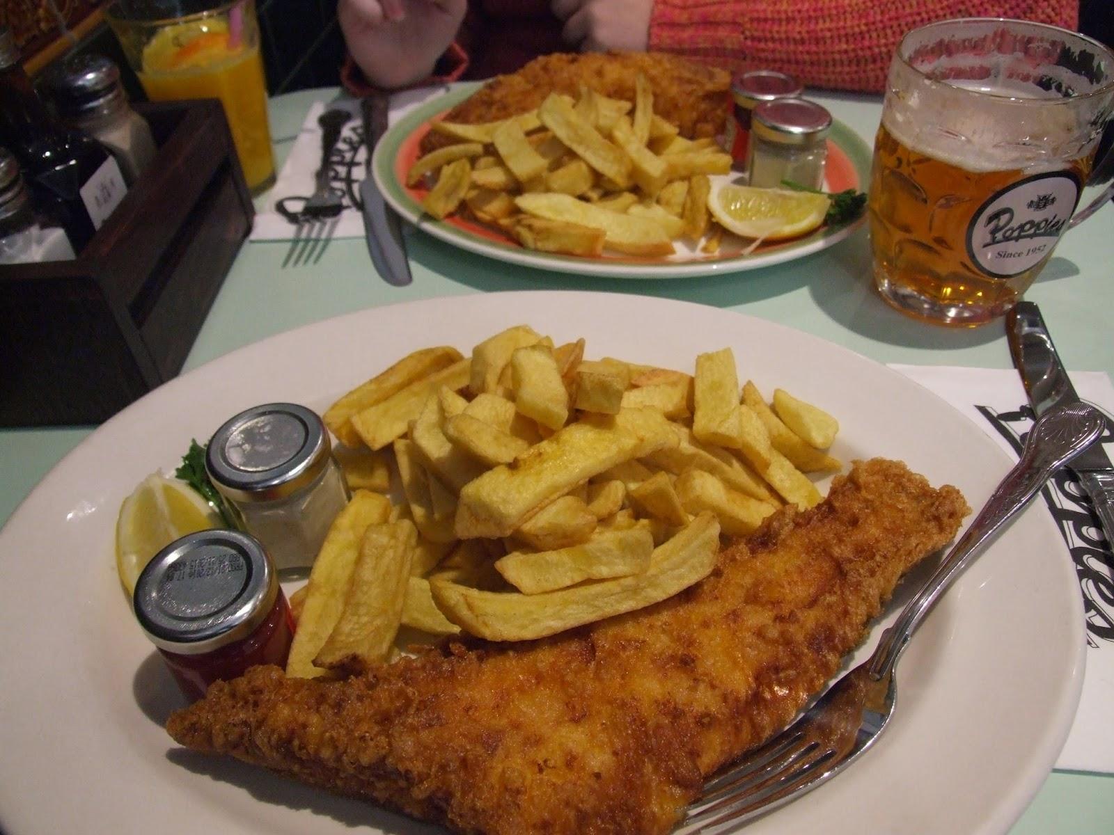 Tradycyjny Fish&Chips