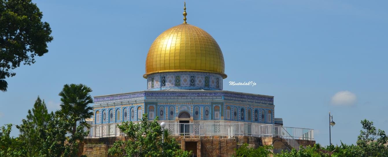 Apa Yang Ada Dalam Masjid Al Aqsa