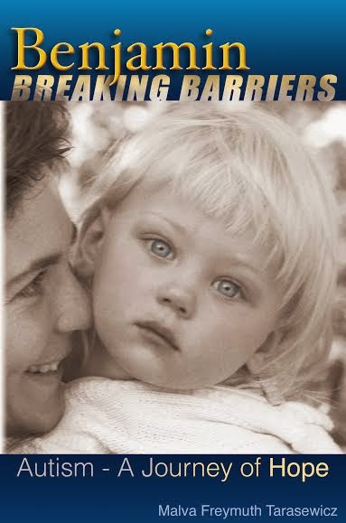 Benjamin Breaking Barriers Book Cover