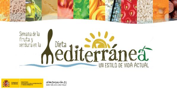Semana de la Fruta y la Verdura en la Dieta Mediterránea