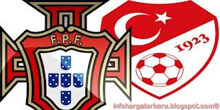 Skor Akhir Portugal vs Turki | Hasil Pertandingan Persahabatan Minggu 3 Juni 2012