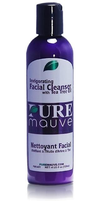Pure Mauve by Carapex Facial Cleanser
