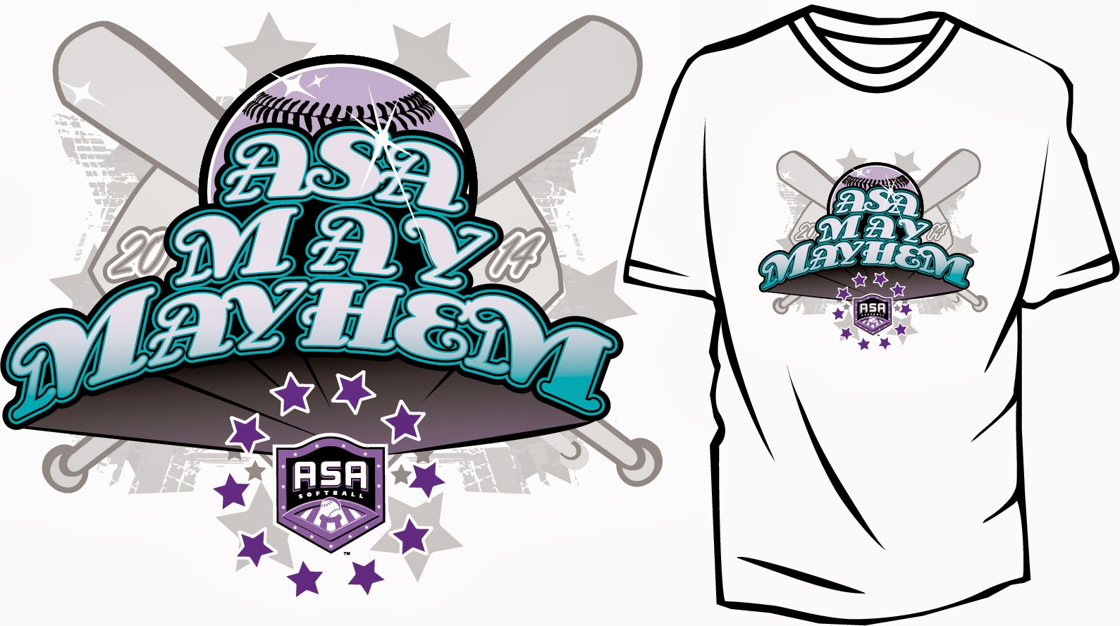Softball Apparel Design