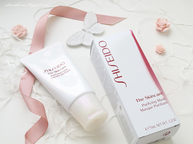 SHISEIDO-The-Skincare-Purifying-Mask-отзывы