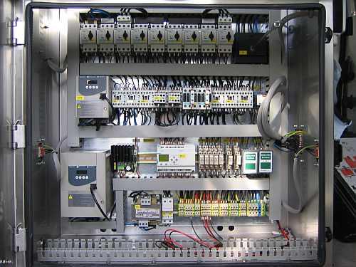 Controllare un quadro elettrico  Casa Servizi