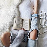 Estilo boyfriend - Calças e calções rasgados - tendencia verão 2015