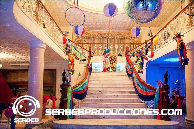 15 a os decoraciones para 15 a os for Casa de eventos en ciudad jardin cali