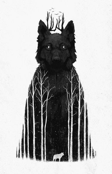 the-wolf-king-art