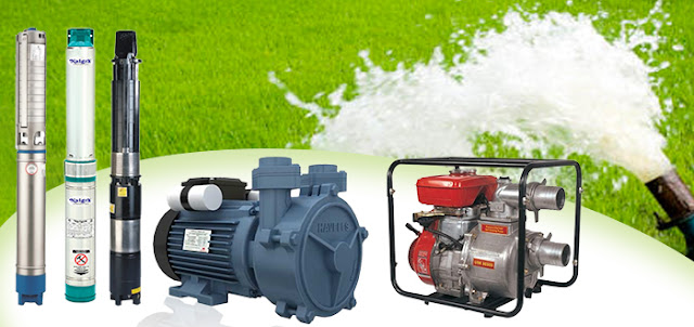 High Performance Agriculture Pumps | Pumpkart.com