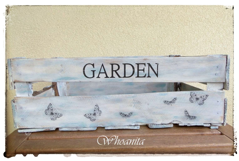 skrzynka ogrodowa, transfer