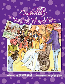 Cinderella's Magical Wheelchair