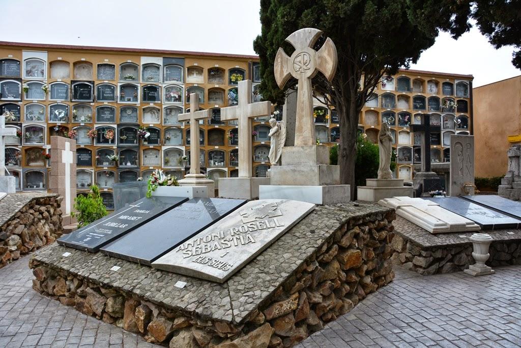 Cemetery de las Corts Barcelona