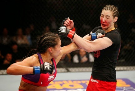 Marion Reneau Vs. Alexis Dufresne