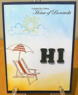 Diecut Divas, Gina K Designs Hello Sunshine, Simon Says Stamps