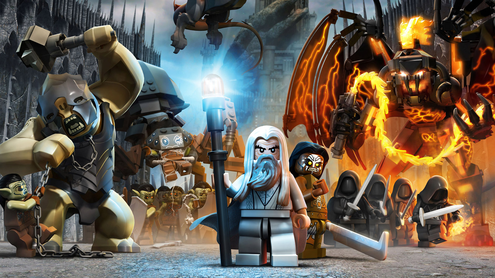 Will Lego Lord Of The Rings Work On Windows