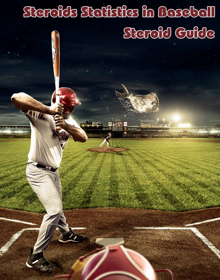 Steroids Statistics in Baseball - Steroid Guide