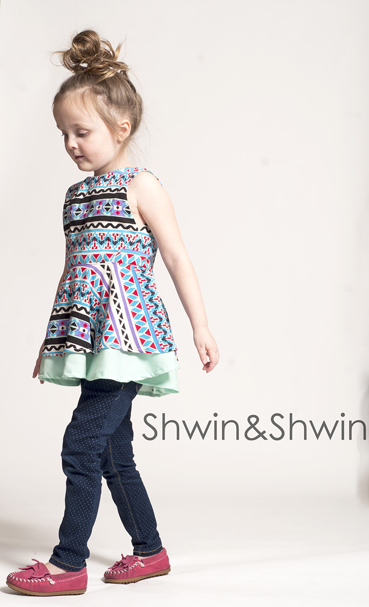 Georgia Twirl Top Dress All The Details Shwin And Free Patterns My Little Citygirl Georgia3