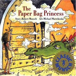 The Paperbag Princess by Robert N. Munsch