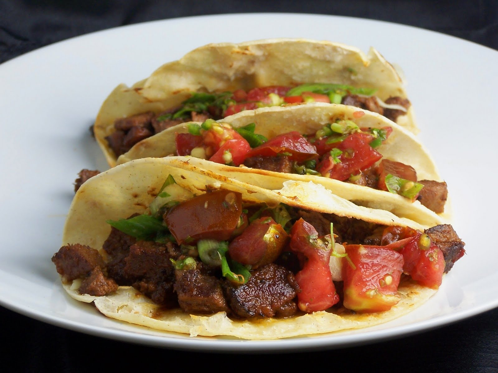 Tacos de Lengua (Braised Beef Tongue Tacos)