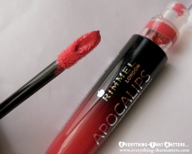 Rimmel Apocalips Celestial: Swatch, Review, Pictures And LOTD