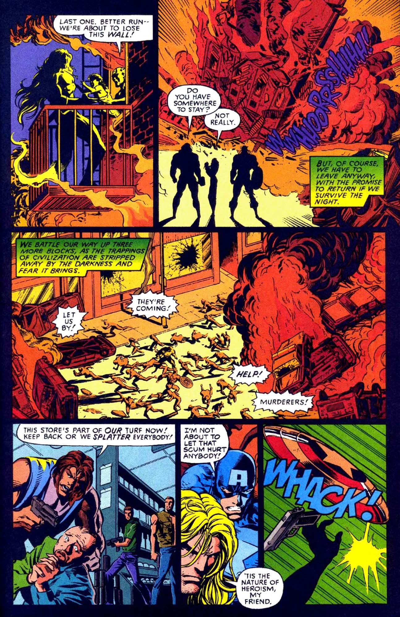 Captain America (1968) Issue #449b #404 - English 13