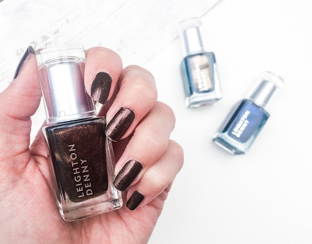 Leighton Denny Nails 'I Am Goddess' Collection swatches