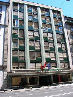 Hotel Residence St James, Ginebra, Suiza, Hotel Residence St James,Geneva, Switzerland, Hotel Residence St James, Genève, Suisse, vuelta al mundo, round the world, La vuelta al mundo de Asun y Ricardo