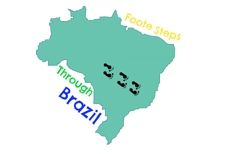 Foote Steps Through Brazil