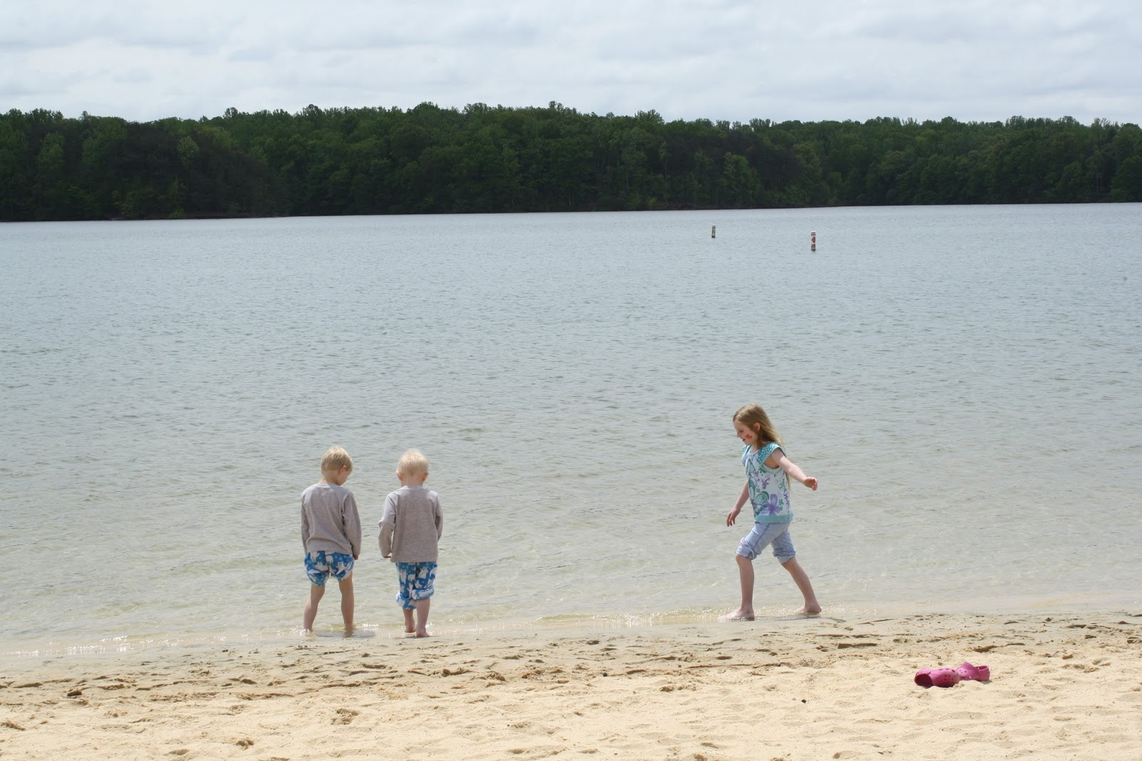 Smith Mountain Lake State Park Beach Opening