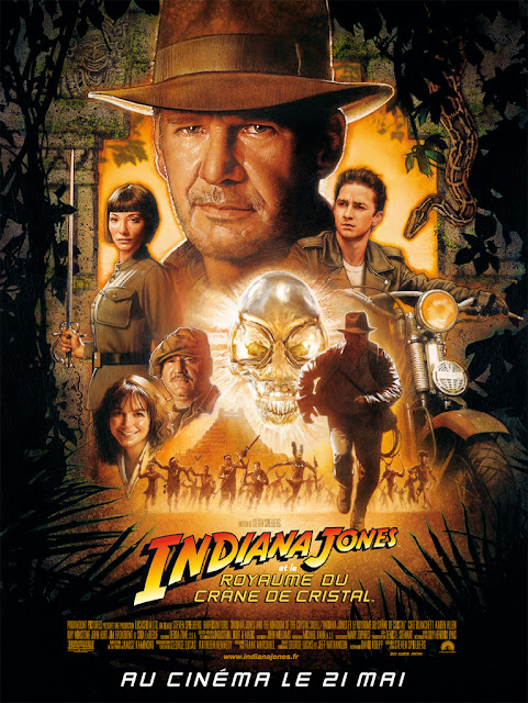 Indiana Jones 4 – Le Royaume du Crâne de Cristal