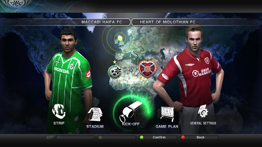 PES 11 FULL Download + crack + update OF + patch pesedit 1.7.1 5