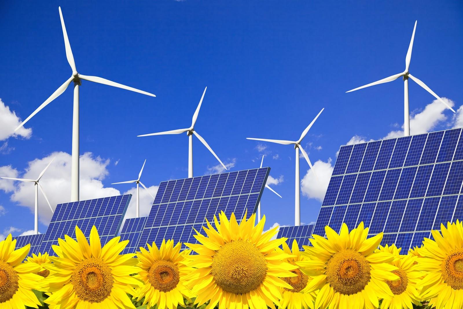 Nergies fossiles et nergies renouvelables for Qu est ce qu une energie renouvelable