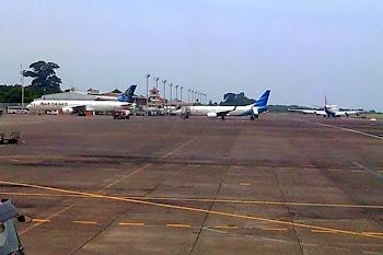 Bandara Internasional Ngurah Rai Bali. ZonaAero