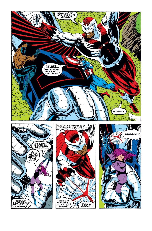 Captain America (1968) Issue #417 #366 - English 9
