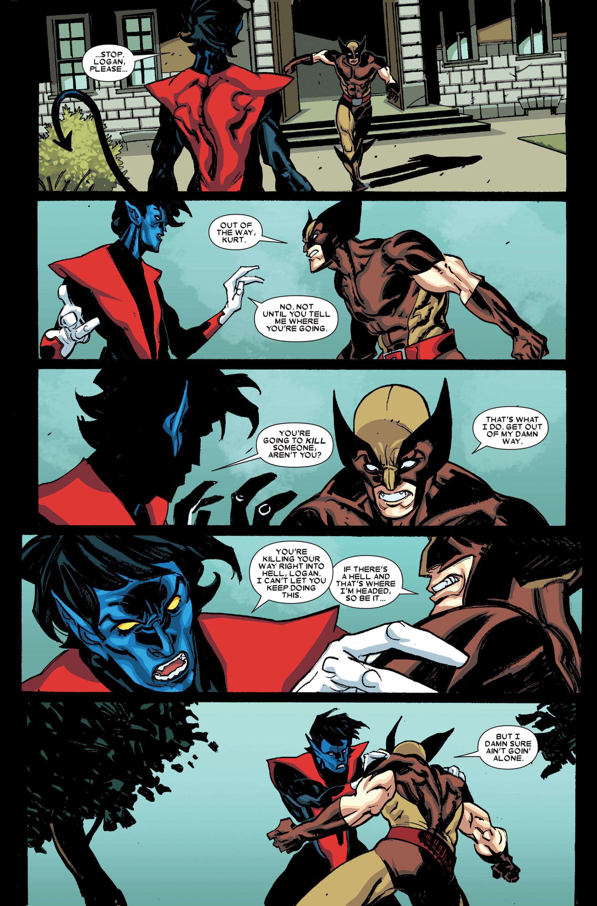 Wolverine: Weapon X #16 #16 - English 13