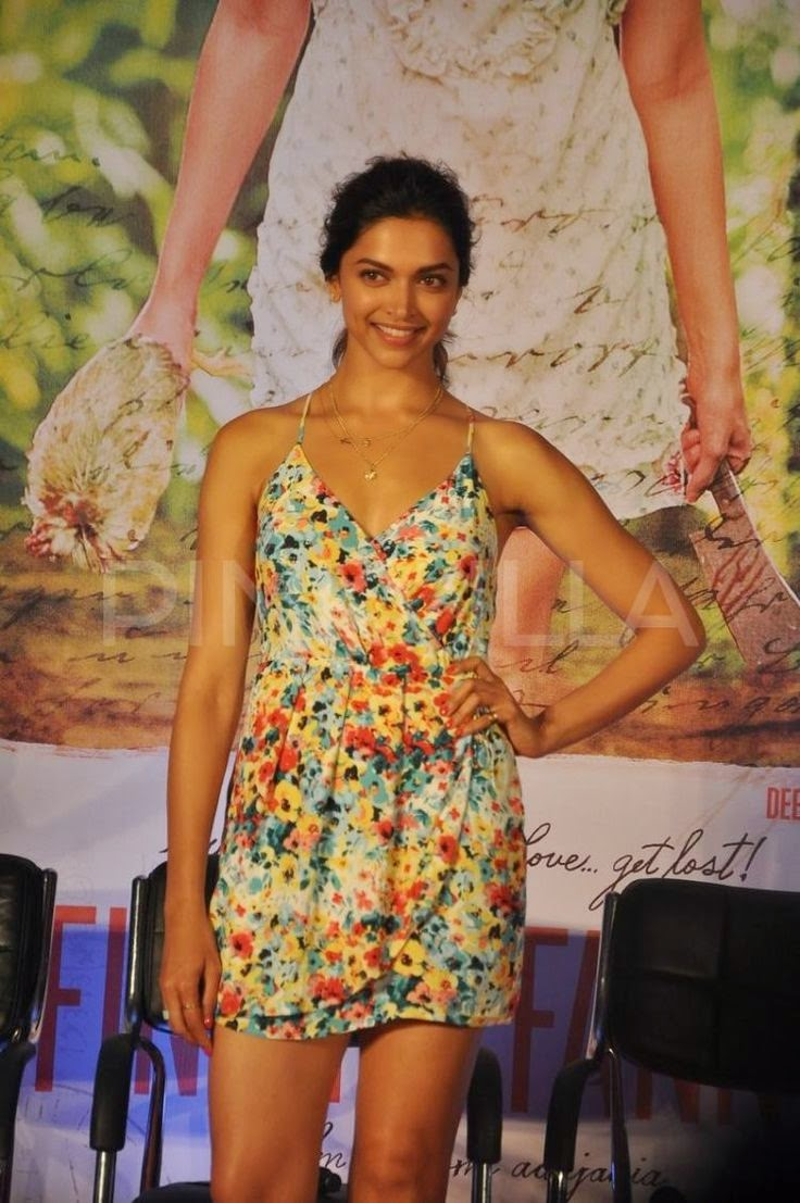 Deepika Padukone unveil the 'Fanny re' song