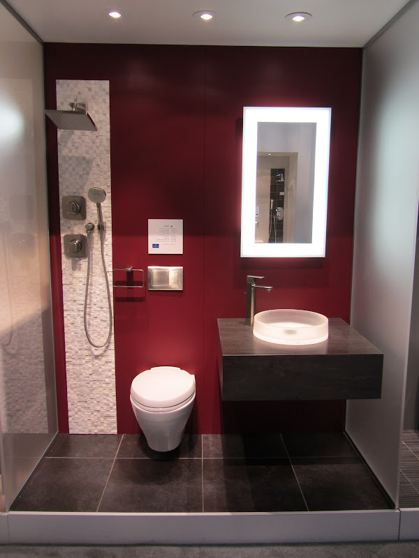 Check out the LED-lit lavatory (and mirror) title=