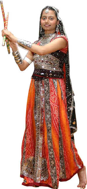 Festival Celebration: Navratri Dandiya