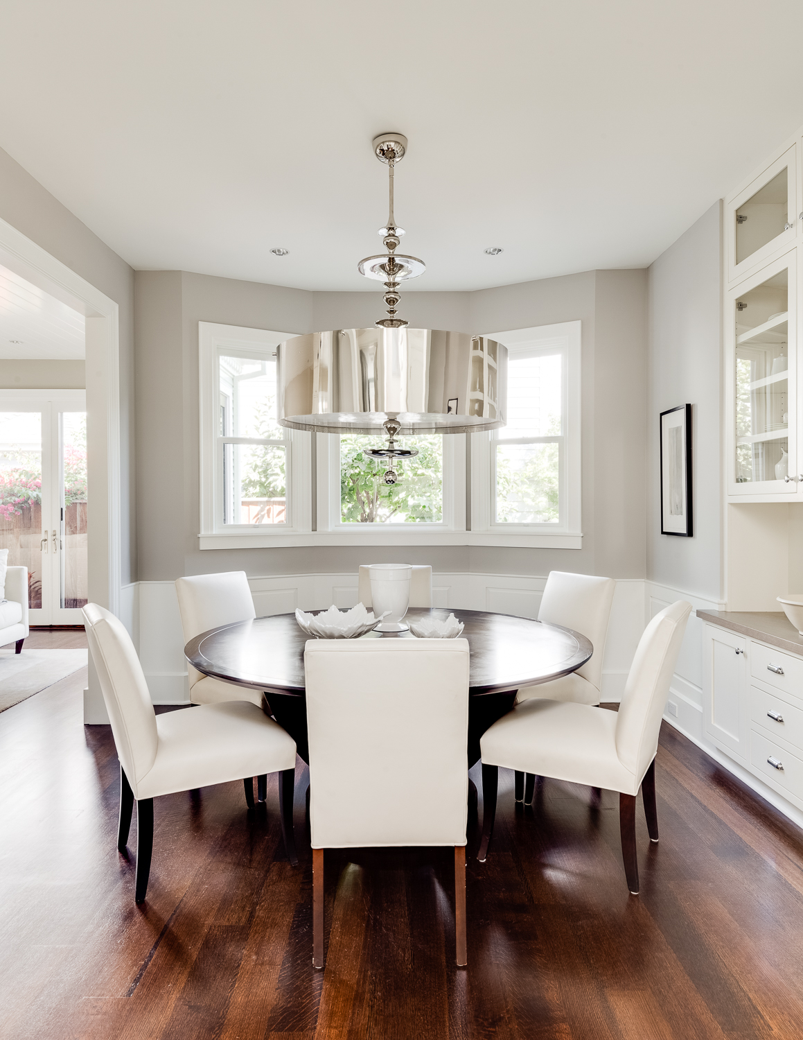 Palo Alto Remodel by Lindsey Chambers dining room