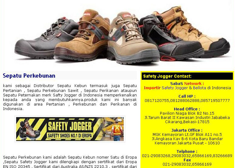 Sepatukebun Sabas Work Indonesia