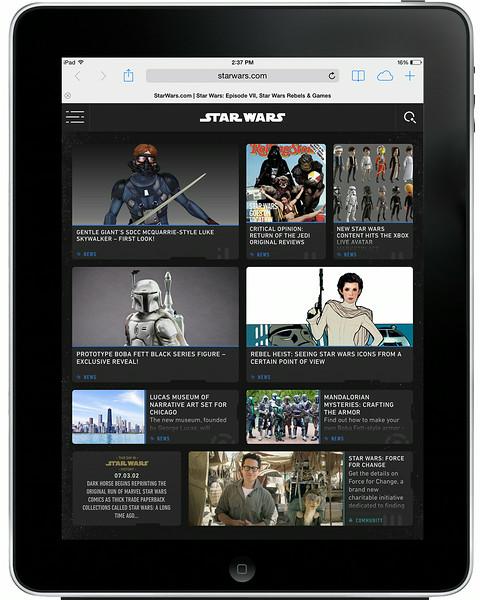 New StarWars.com News