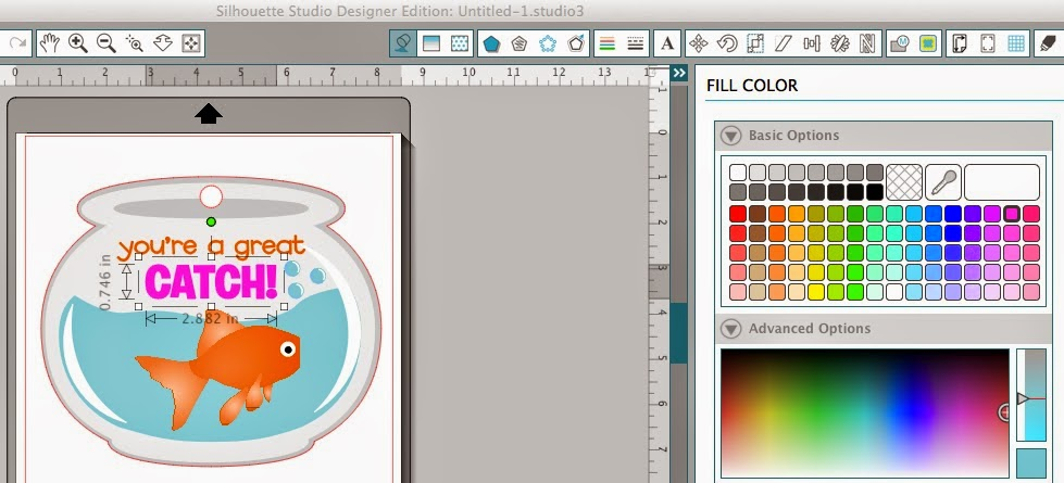 how to change text color on a pdf file