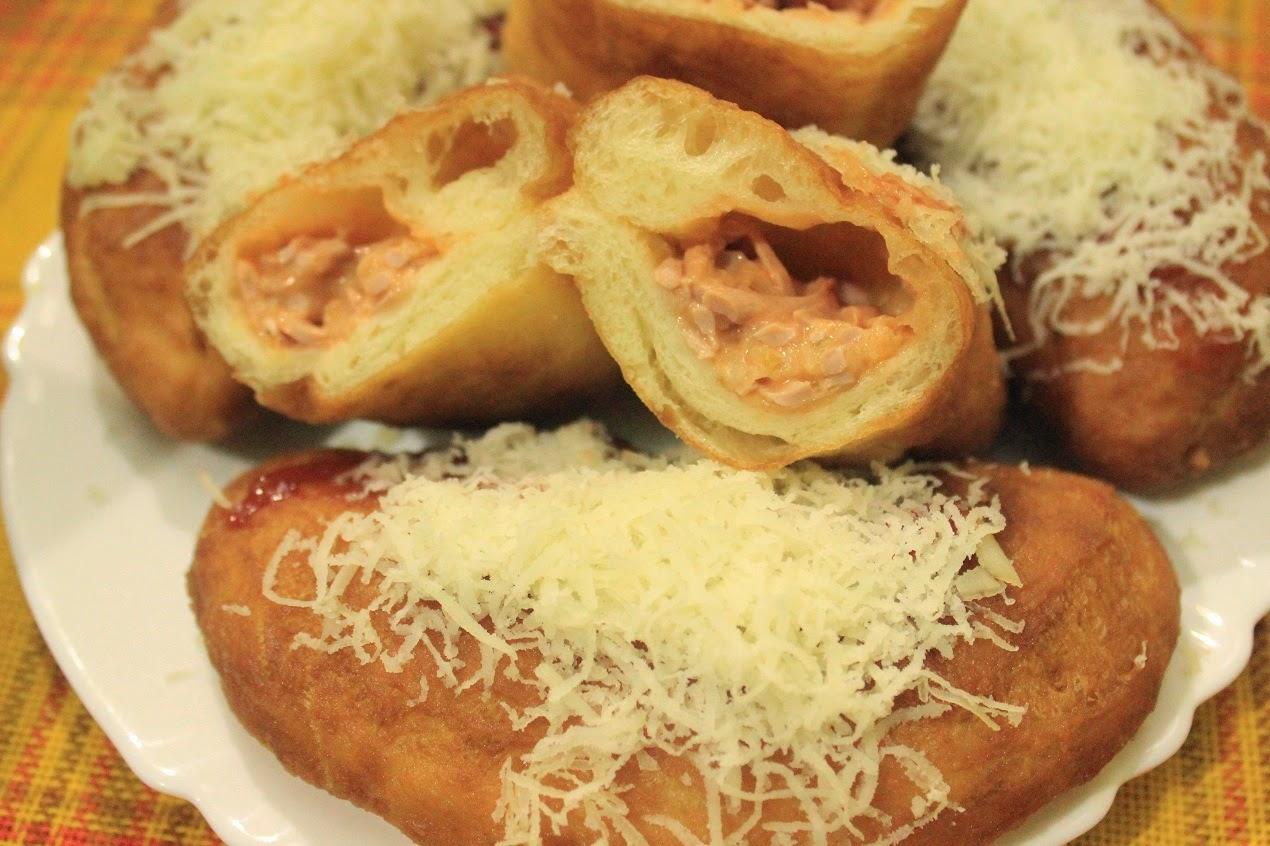 Pancerote recept-Panzerotti recipe