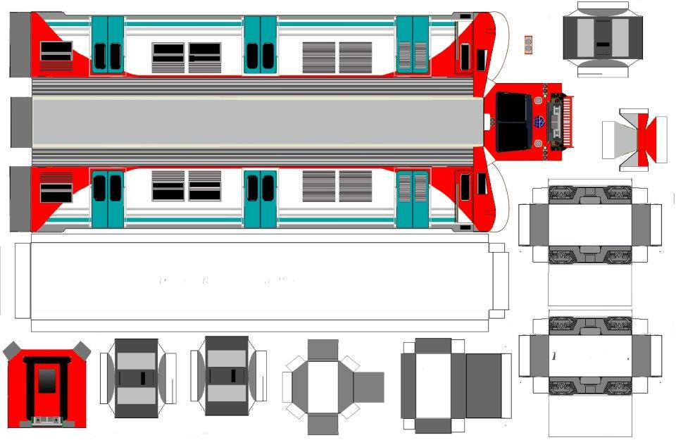Gallant railfans blog's(インドネシアブログ)