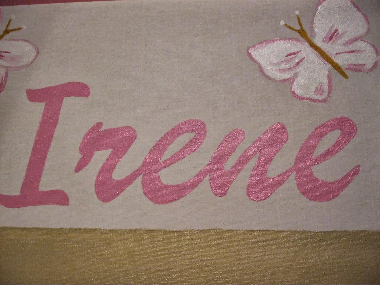 Peque decora cuadros para bebe personalizados con nombre - Cuadros para habitacion de bebe ...