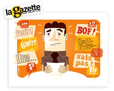 Clod illustration Mot du Mois Gazette des Communes