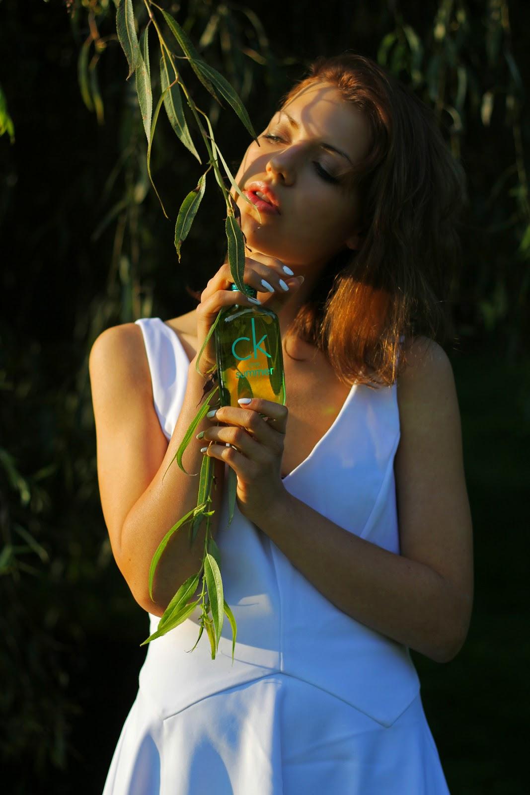 calvin klein perfume myberlinfashion shooting
