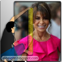 What is Paula Abdul height?