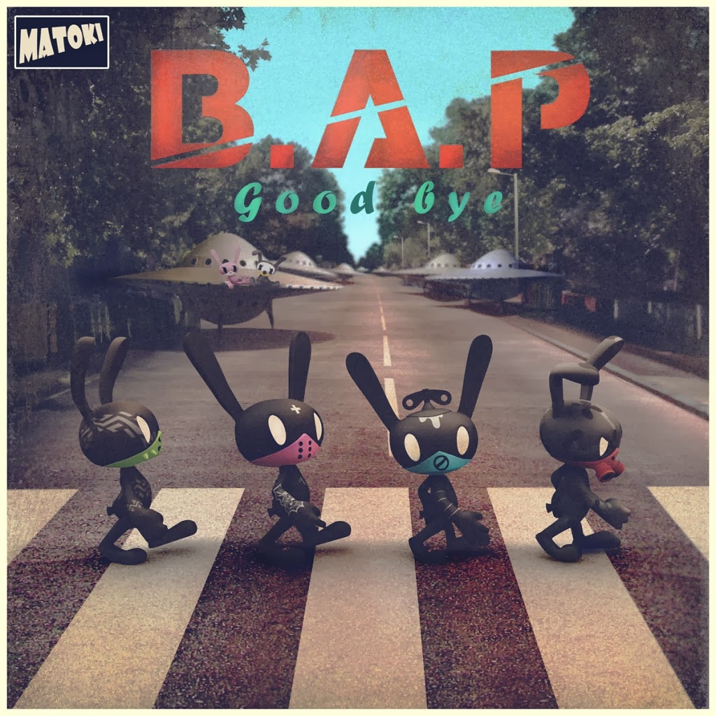 kpop download single bap goodbye