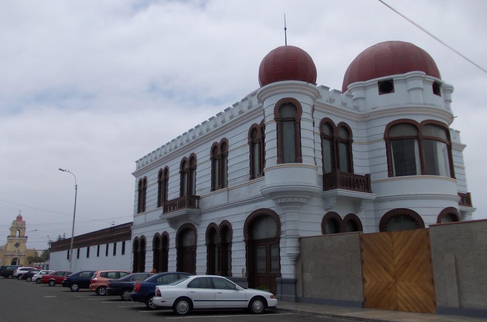 Callao Centro Histórico: La Casa Rospigliosi
